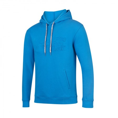 Exercise Hood Sweat - 4049 - Blue Aster