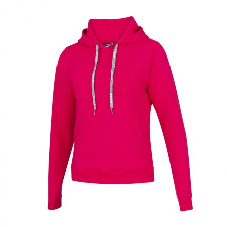 Exercise Hood Sweat - 5028 - Red Rose